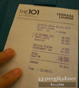 Foto 9 - Menu di Terraza Lounge - Hotel THE 1O1 oleh Tissa Kemala