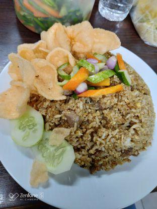 Foto 1 - Makanan(Nasi goreng kebuli kambing) di Nasi Goreng Kebuli Apjay oleh Gabriel Yudha | IG:gabrielyudha