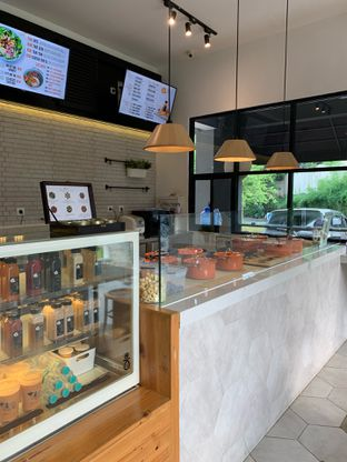 Foto 2 - Interior di Oranje Juicery oleh Isabella Chandra