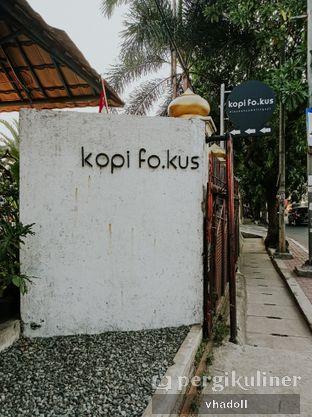 Foto review Kopi Fo.kus oleh Syifa  2