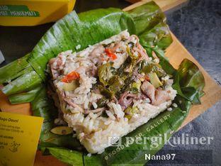Foto 2 - Makanan di Sego Daun oleh Nana (IG: @foodlover_gallery)