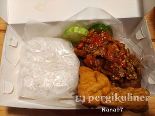 Foto 1 - Makanan di Ayam Jerit oleh Nana (IG: @foodlover_gallery)
