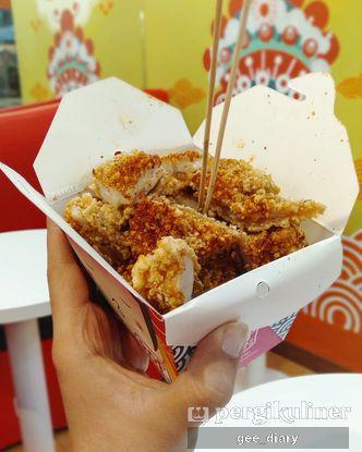 Foto Makanan di Pop Chop Chicken