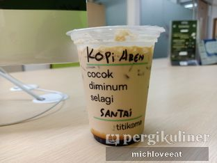 Foto review Kopi Titikoma oleh Mich Love Eat 4