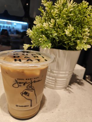 Foto 1 - Makanan(Es kopi susu) di Kopi Janji Jiwa oleh Gabriel Yudha | IG:gabrielyudha