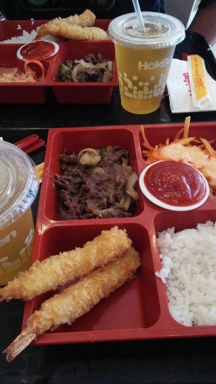 Foto 1 - Makanan di HokBen (Hoka Hoka Bento) Delivery oleh Review Dika & Opik (@go2dika)