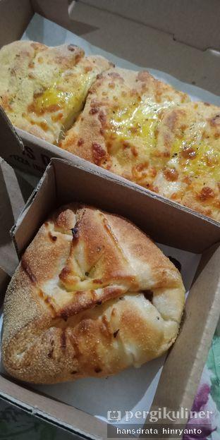 Foto review Domino's Pizza oleh Hansdrata.H IG : @Hansdrata 1