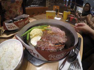 Foto 2 - Makanan(The Giant) di Pepper Lunch oleh Pria Lemak Jenuh