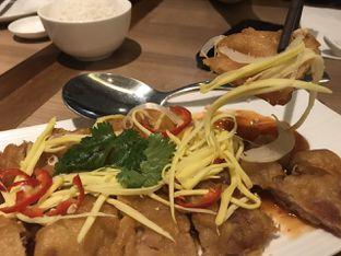Foto 5 - Makanan(Ayam Goreng Ala Thai) di The Grand Ni Hao oleh @stelmaris