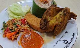 Ayam Goreng Nasi Uduk Kebon Kacang Nu Bang H. Ali