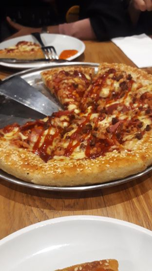Foto review Papa Ron's Pizza oleh melisya febi 1