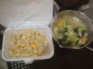 Foto 1 - Makanan(Nasi Sirem Seafood) di Kwetiaw Sapi Mangga Besar 78 oleh Komentator Isenk