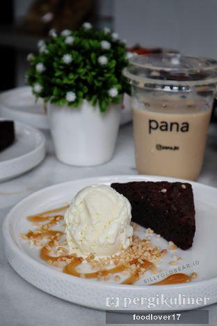 Foto 1 - Makanan(Brownies Ice Cream) di Pana oleh Sillyoldbear.id
