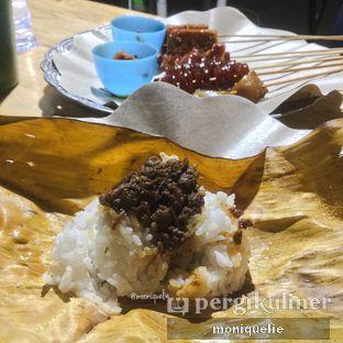 Foto 5 - Makanan(Nasi Kucing Babi Kecap) di Angkringan Bro oleh Monique @mooniquelie @foodinsnap