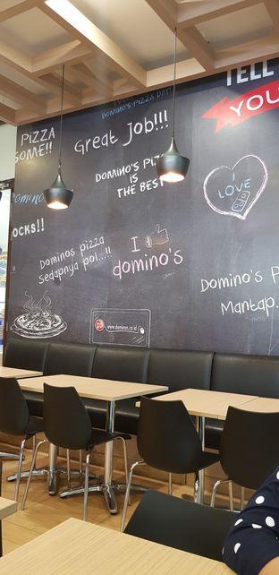 Foto 8 - Interior di Domino's Pizza oleh Meri @kamuskenyang