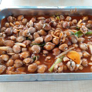 Foto 3 - Makanan(Kerang saos tiram) di HDL 293 Cilaki oleh Kuliner Limited Edition