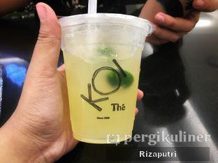 Foto 1 - Makanan di KOI The oleh Riza Indrianti Putri