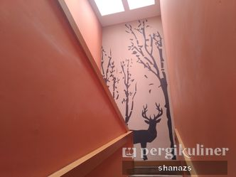Foto Interior di Caribou Coffee