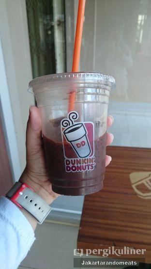 Foto 1 - Makanan di Dunkin' Donuts oleh Jakartarandomeats