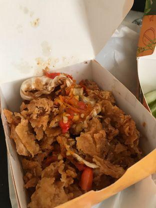Foto 2 - Makanan di Geprek Bensu oleh hokahemattiga