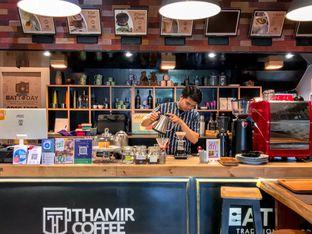 Foto review Thamir Coffee oleh mrgatotMAKAN  4