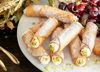 Sejarah Singkat Cannoli, Pastry Klasik Dari Italia