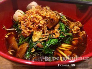 Foto 2 - Makanan di Mie Kangkung Berkat oleh Fransiscus