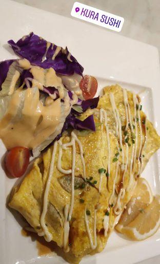 Foto 1 - Makanan(Omurice) di Kura Sushi oleh Vita Amelia