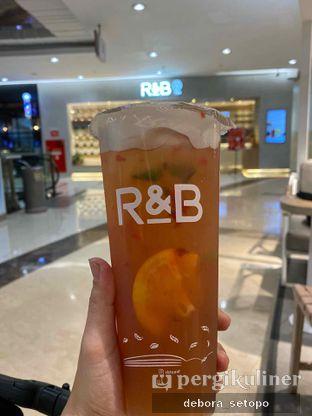Foto review R&B Tea oleh Debora Setopo 3