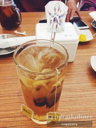 Foto 5 - Makanan(corn tea) di Tteokbokki Queen oleh @supeririy