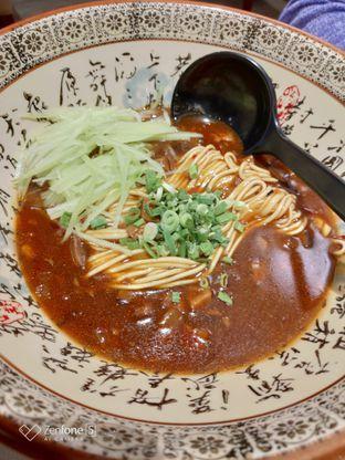 Foto 2 - Makanan(Lamian saus ayam & jamur cincang) di Paradise Dynasty oleh Gabriel Yudha | IG:gabrielyudha