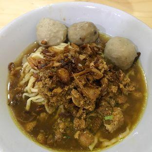 Foto 2 - Makanan di Bakso & Mie Ayam Mataram oleh Della Ayu