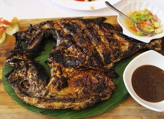 Santap Siang dengan 9 Ikan Bakar Enak di Jakarta!