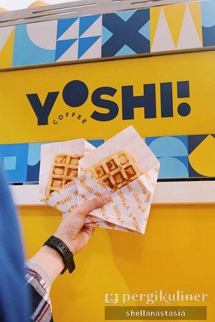 Foto 3 - Makanan(Thin Slice Waffle) di Yoshi! Coffee oleh Shella Anastasia
