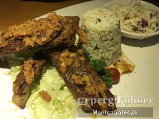 Foto 1 - Makanan di Smokey Ribs oleh Monica Sales