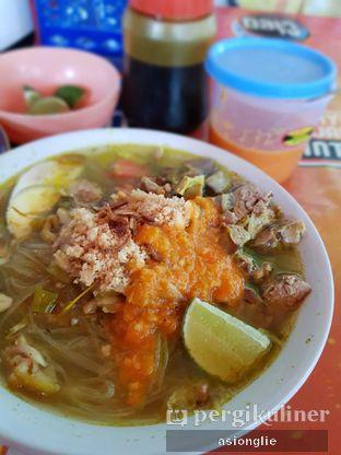 Foto 3 - Makanan di Soto Ayam Lamongan Podomoro oleh Asiong Lie @makanajadah