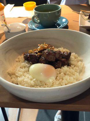 Foto 1 - Makanan(truffle gyu don) di Gion Japanese Grill & Chill oleh Budi Lee