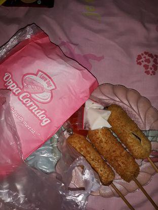 Foto 3 - Makanan di Oppa Corndog oleh Mouthgasm.jkt