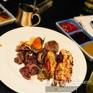 Foto 1 - Makanan(lobster - clams - beef) di Edogin - Hotel Mulia oleh Sienna Paramitha