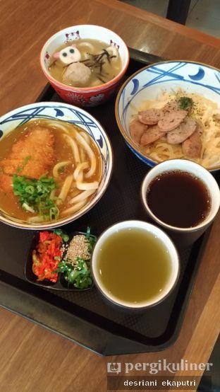 Foto 1 - Makanan di Marugame Udon oleh Desriani Ekaputri (@rian_ry)