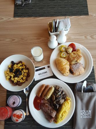 Foto Makanan di Lime Restaurant - Four Points By Sheraton Hotel
