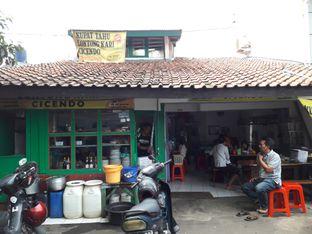 Foto 1 - Eksterior di Kupat Tahu & Lontong Kari Cicendo oleh Ineke Fatmawati