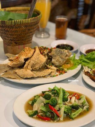 Foto 2 - Makanan di RM Dago Panyawangan oleh Isabella Chandra