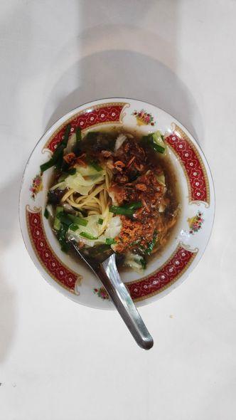 Foto Makanan di Dhyzara Kedai Mie Ongklok