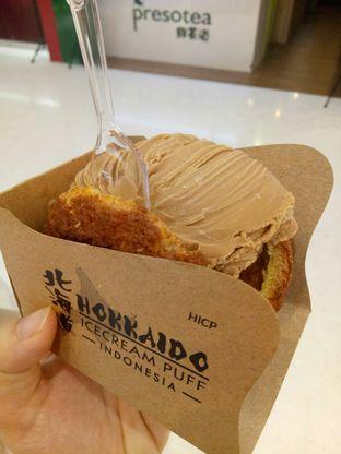 Foto - Makanan di Hokkaido Icecream Puff oleh Jocelin Muliawan