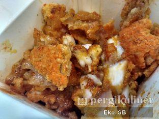 Foto 1 - Makanan(Giant Squid ( setelah dipotong-potong )) di Master Squid oleh Eko S.B   IG : Eko_SB