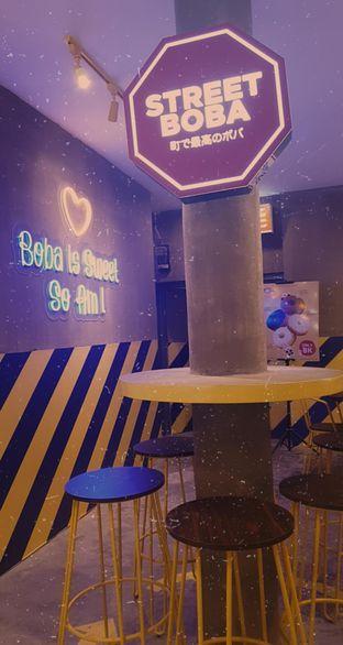 Foto 2 - Interior di Street Boba oleh seeblings consum