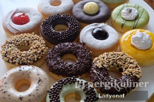 Foto 5 - Makanan di K' Donuts & Coffee oleh Ladyonaf @placetogoandeat