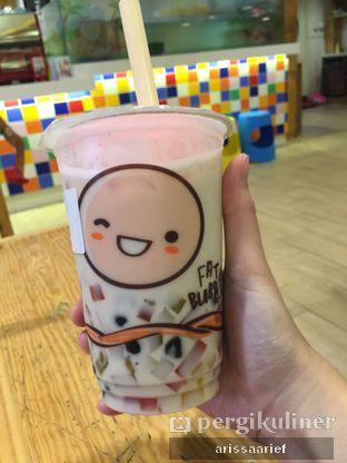 Foto - Makanan(Roasted Milk Tea) di Fat Bubble oleh Arissa A. Arief