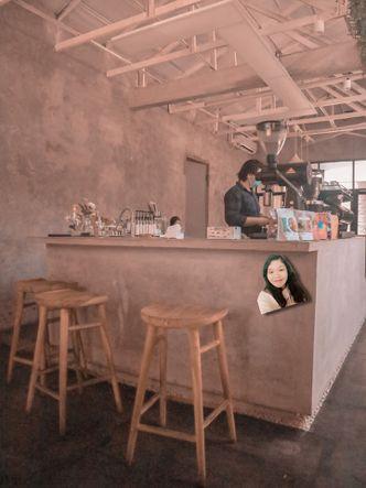 Foto Interior di Kinari Coffee Shop